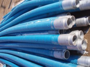 Concrete hose and Accessories